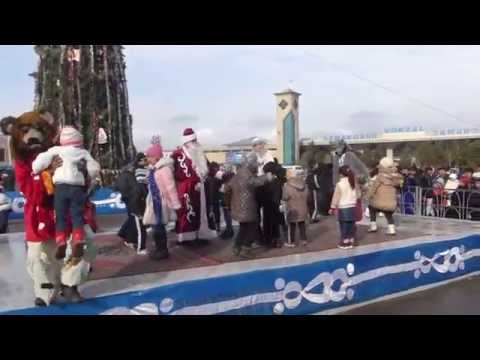 Christmas Andijan Polka in Samarkand, Uzbekistan