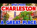 CHARLESTON, SOUTH CAROLINA - The TOP 10 Places you NEED to see!!