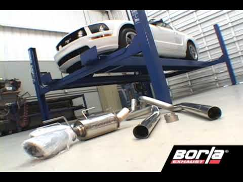 How to Install a BORLA Exhaust