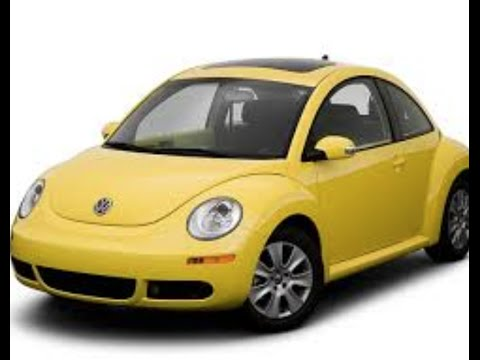 A Toy Car Review of The Beetle