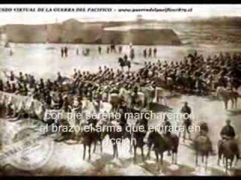 Adios al Septimo de Linea Himno del Ejercito de Chile