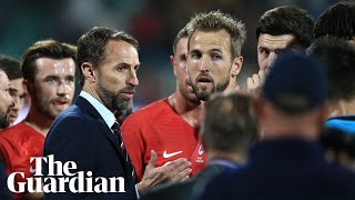 Bulgaria v England: 'One of the most appalling nights in football'