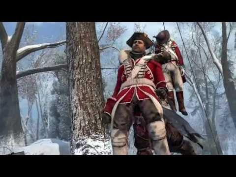 Assassin's Creed 3 - Introducing the new game engine, AnvilNext