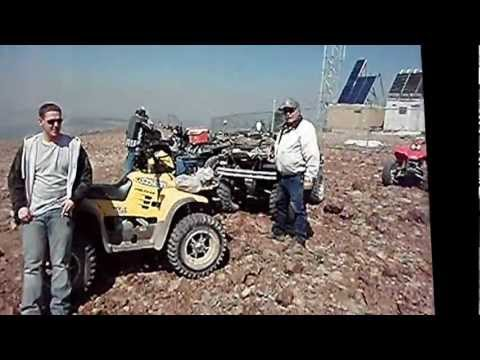 ATV Ride to Cinnabar Mountain Idaho 29-Aug-2012.mpg