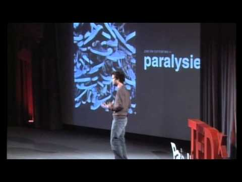 TEDx Paris Universités - Arthur Bodolec - Unlocking people s creativity