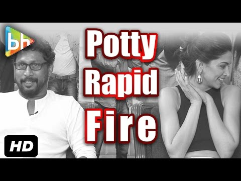 BH Special: 'Potty Rapid Fire' With Deepika Padukone And Shoojit Sircar
