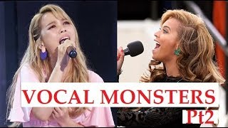 VOCAL MONSTERS HIGH NOTES Part 2!