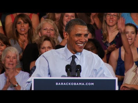 """President Obama: """"We've Come Too Far to Turn Back Now."""""""