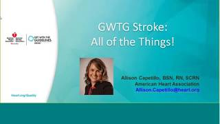 SWA Stroke Bootcamp   GWTG All of the things! 20180802 1650 1