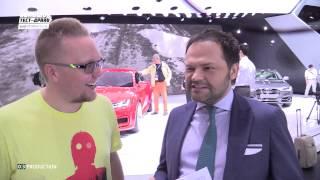 Audi TT Sportback - Большой тест-драйв - Парижский автосалон