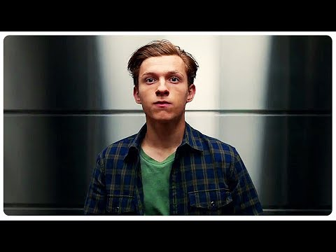 "Spider man Homecoming ""Peter Meets MJ"" Trailer (2017) Tom Holland Movie HD"