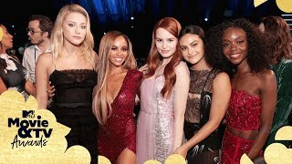The 'Riverdale' Cast's Red Carpet Looks & Best Moments | 2018 MTV Movie & TV Awards