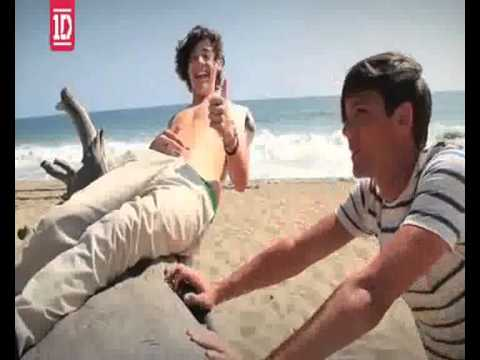 One direction - Stole my heart ( music video )