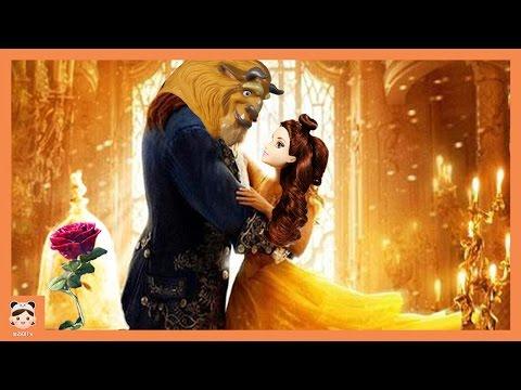 미녀와야수 공주 결혼식 #2편 디즈니 영화 요리놀이 주방놀이 어린이 인형놀이 파티 공주님 드레스 뽀로로 장난감 놀이 소꿉놀이 겨울왕국 엘사 동화 애니메이션 |보라미TV Borami
