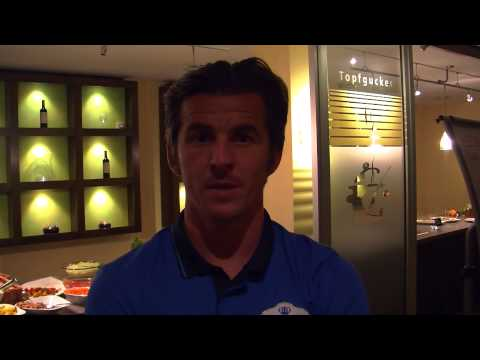 Joey Barton's Tour Video Diary Day One video