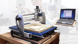 All about my CNC machine