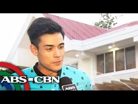 Xian Lim's brand new house