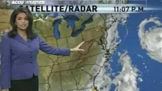 TV Meteorologist Kristi Capel