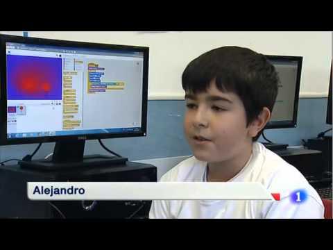 ConMasFuturo.com en las noticias de TVE de Madrid