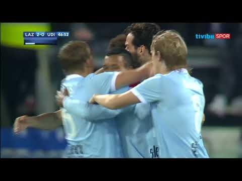 Serie A 12. Hafta Erteleme Maçı I Lazio 3-0 Udinese Maç Özeti