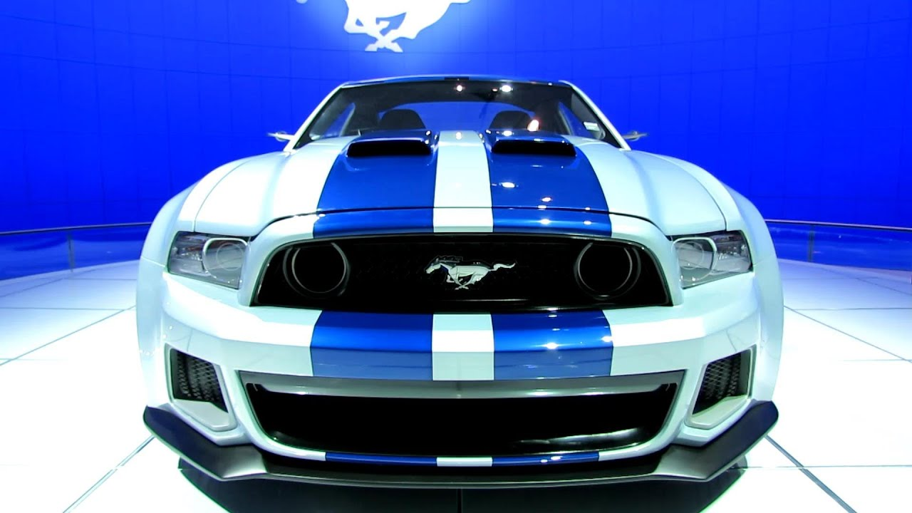 2014 Ford Mustang GT Wide Body - Need for Speed - Exterior ...