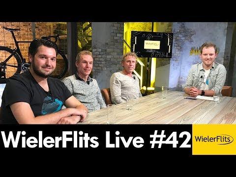WIELERFLITS LIVE #42 met Tom-Jelte Slagter en Michael Boogerd