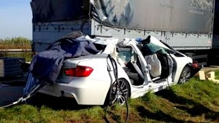 Brutal BMW CRASH Compilation 2016 - Best BMW Accident  Part 2