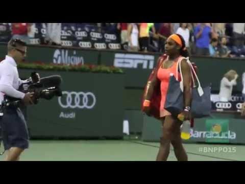 BNP Paribas Open: Serena Williams Returns to Indian Wells