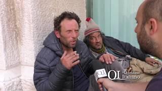 Bari, due senzatetto al Petruzzelli: le storie di Cosimo e Daniele