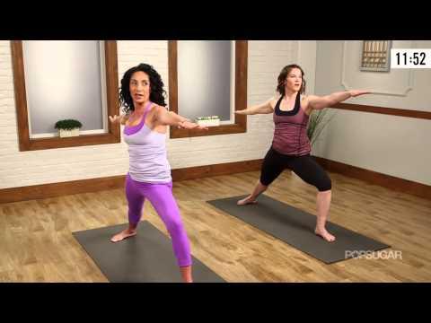Yoga Workout For the Ultimate Bikini Body  Class FitSugar