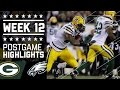 Packers vs. Eagles (Week 12) | Game Highlights | Monday Night...