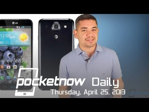 Galaxy S 4 Expands, Optimus G Pro AT&T Leaks, Nokia Event & More - Pocketnow Daily