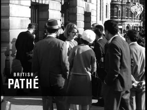 Verwoerd Assassinated - Commonwealth Premiers Meet (1966)