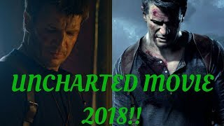 UNCHARTED (NATHAN DRAKE) - LIVE ACTION FAN FILM (2018) - NATHAN FILLION