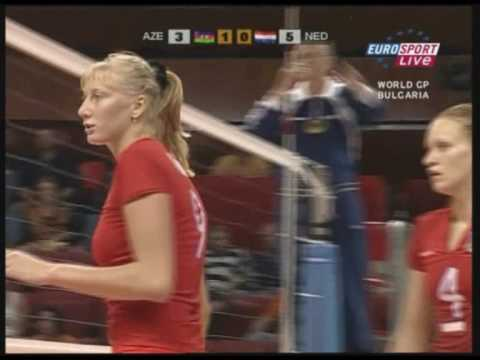 Alianz Volleyball Azerbaijan WGPQ 2006 Video