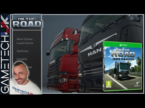 On the Road - Xbox One using controller!