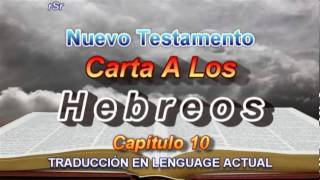 Carta A Los Hebreos  - Traducción Lenguage Actual