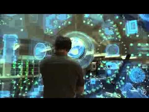 Iron Man 2 Amazing interfaces and holograms   The Ultimate Review Part 2 of 3