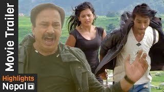 BLACK DIARY - New Nepali Movie Official Trailer Ft. Ramesh Singh Thakuri, Puja Bhatta, Bhuwan KC