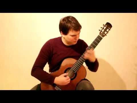 Leo Brouwer - Estudios Sencillos - Estudio 13