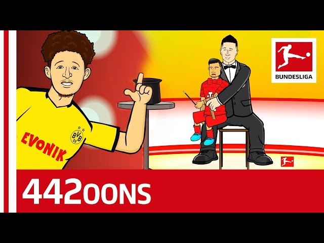 Bundesliga39s Got Talent - Who Will Be The Next Champion? - Powered by 442oons