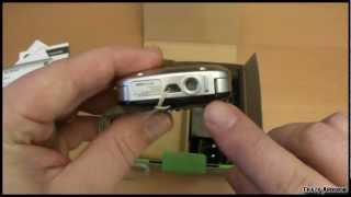 GE DV1 Waterproof Camcorder - Unboxing and Review