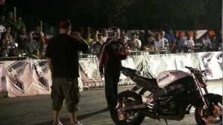 STUNTER13 1st PLACE XDL INDY ( USA ) 2011 FMF CUP ROUND 3