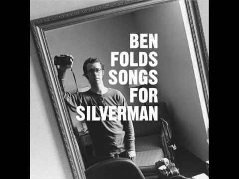 Ben Folds - Sentimental Guy (HQ Lyrics)