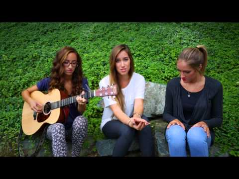 Oceans (Where Feet May Fail) - Hillsong United Acoustic Cover- Gardiner Sisters