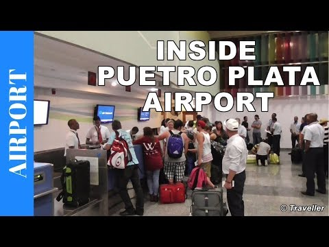 Puerto Plata Airport - Gregorio Luperón International Airport (POP) - Dominican Republic