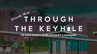 Through the Keyhole Episode 3 - Staying sane in a mad world with Pastor Chris and Gosia Denham
