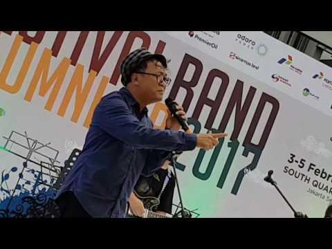 Band DOSEN ITB - FESTIVAL BAND ALUMNI ITB 2017
