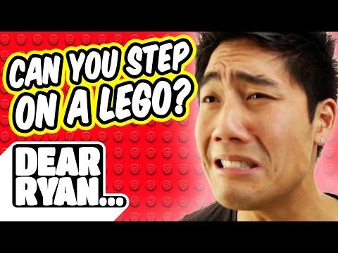 Can You Step On A Lego!? (dear Ryan) video