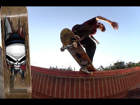 Tj Rogers - Reaper Returns Series | Blind Skateboards